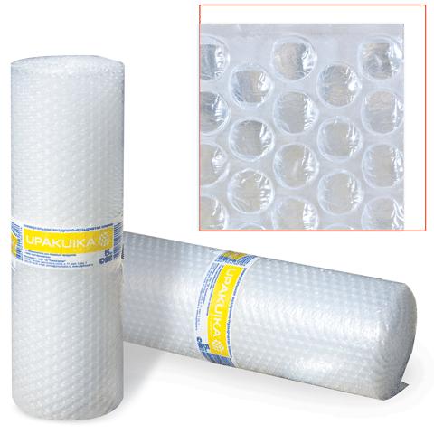 Воздушно-пузырьковая 2-слойная пленка